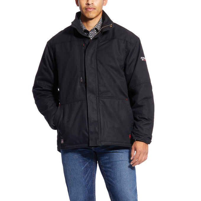Ariat FR Workhorse Insulated Jacket Black #10024028