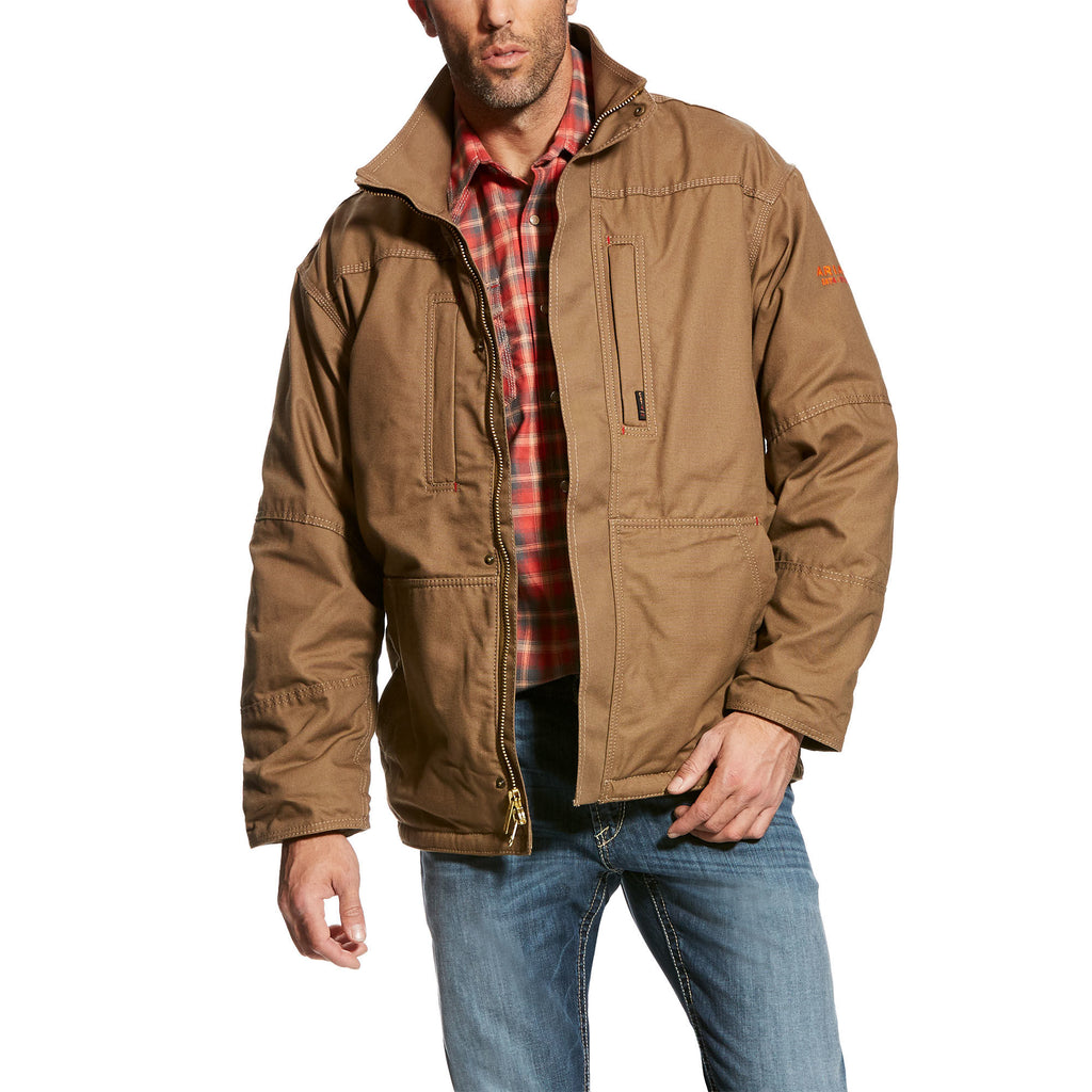 ARIAT MEN'S FR WORKHORSE JACKET #10024029