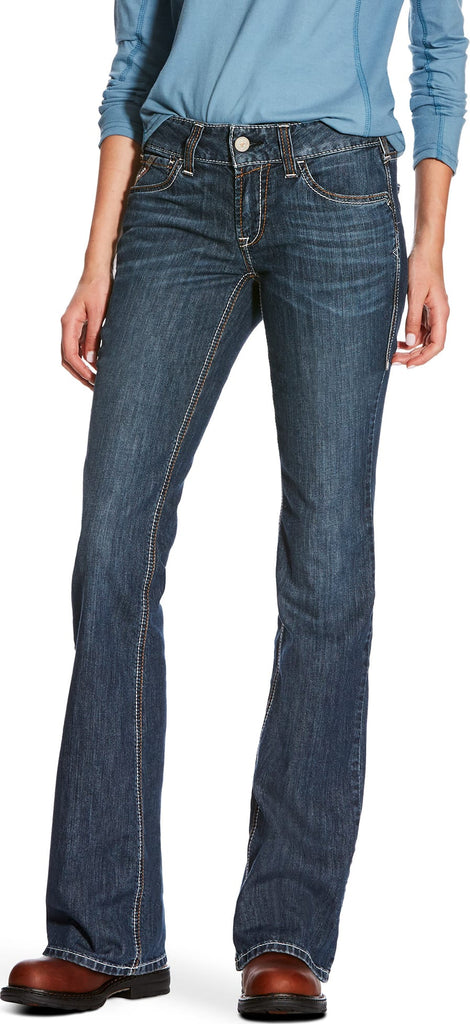 Ariat Women's FR DuraStretch DuraLight Ella Jean