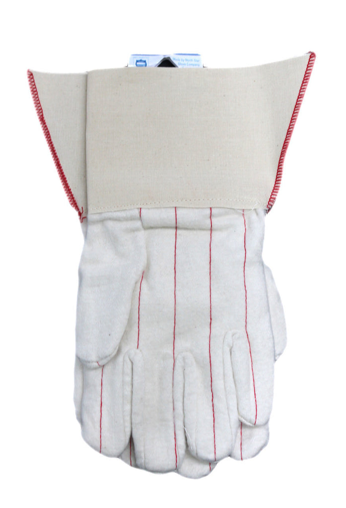 North Star - White Ox Gauntlet Cuff Gloves #1015