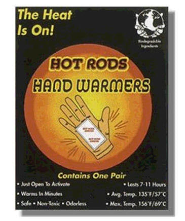 Occunomix Hot Rods hand & toe warmers