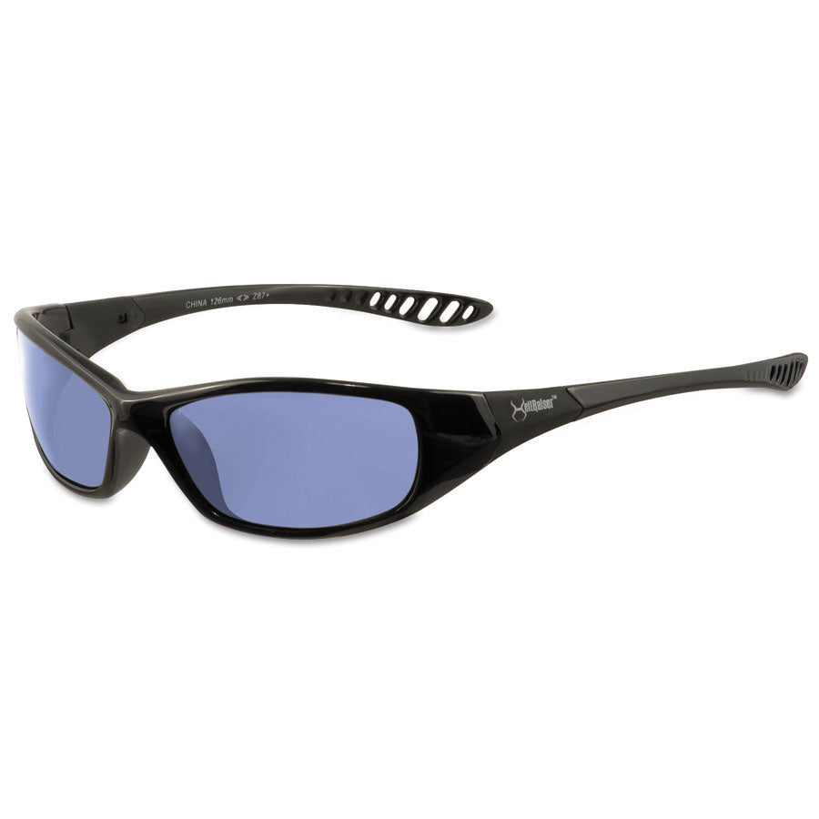 Hellraiser Light Blue Lens Safety Glasses #20542