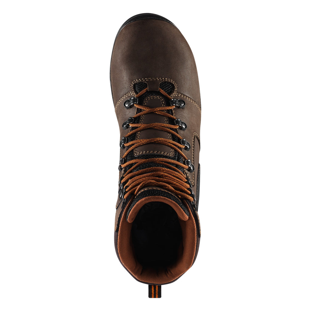"Danner  Vicious 8"" Brown Composite Toe (NMT) #13868"