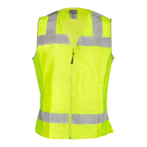 ML KISHIGO Ladies Fitted Vest Class 2