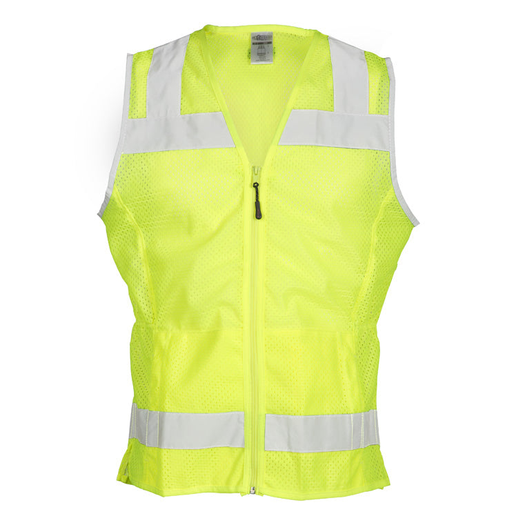 ML Kishigo Ladies Mesh Vest Class 2