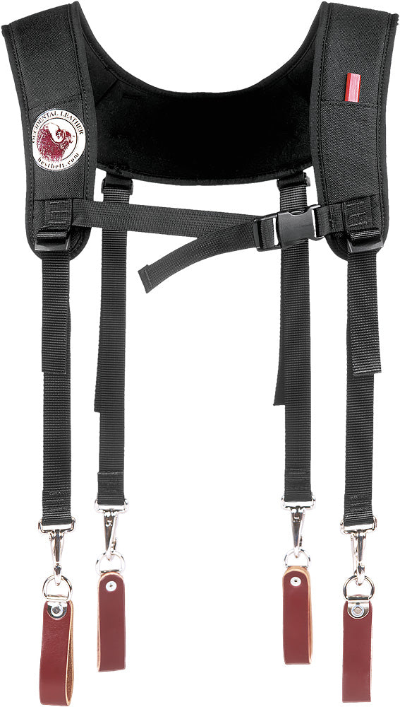 Occidental Leather Stronghold Lights Suspender System #1546