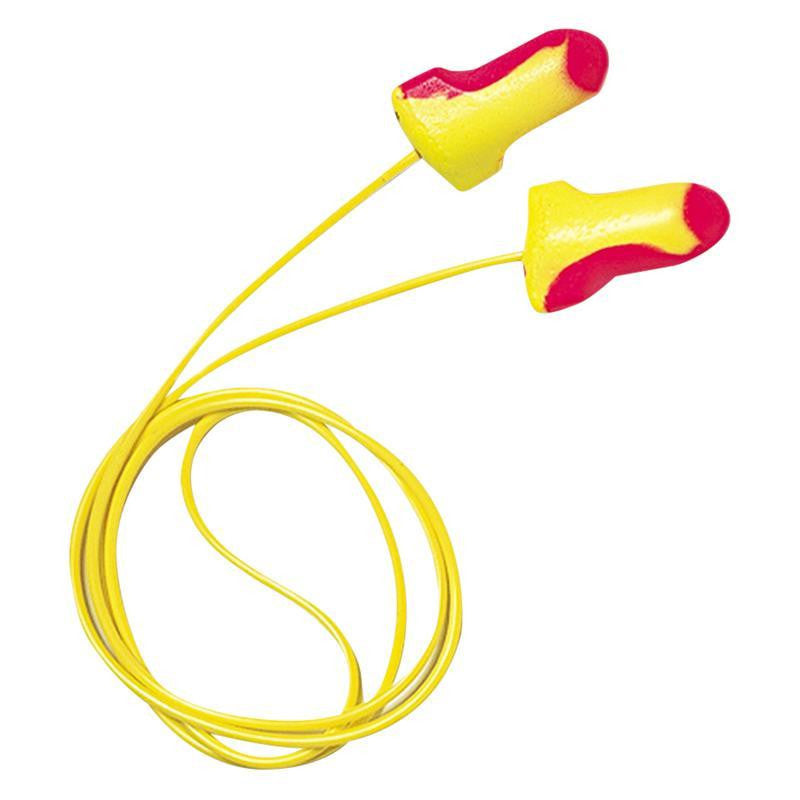 "LASER LITE ""CORDED"" EAR PLUGS 100 pr."