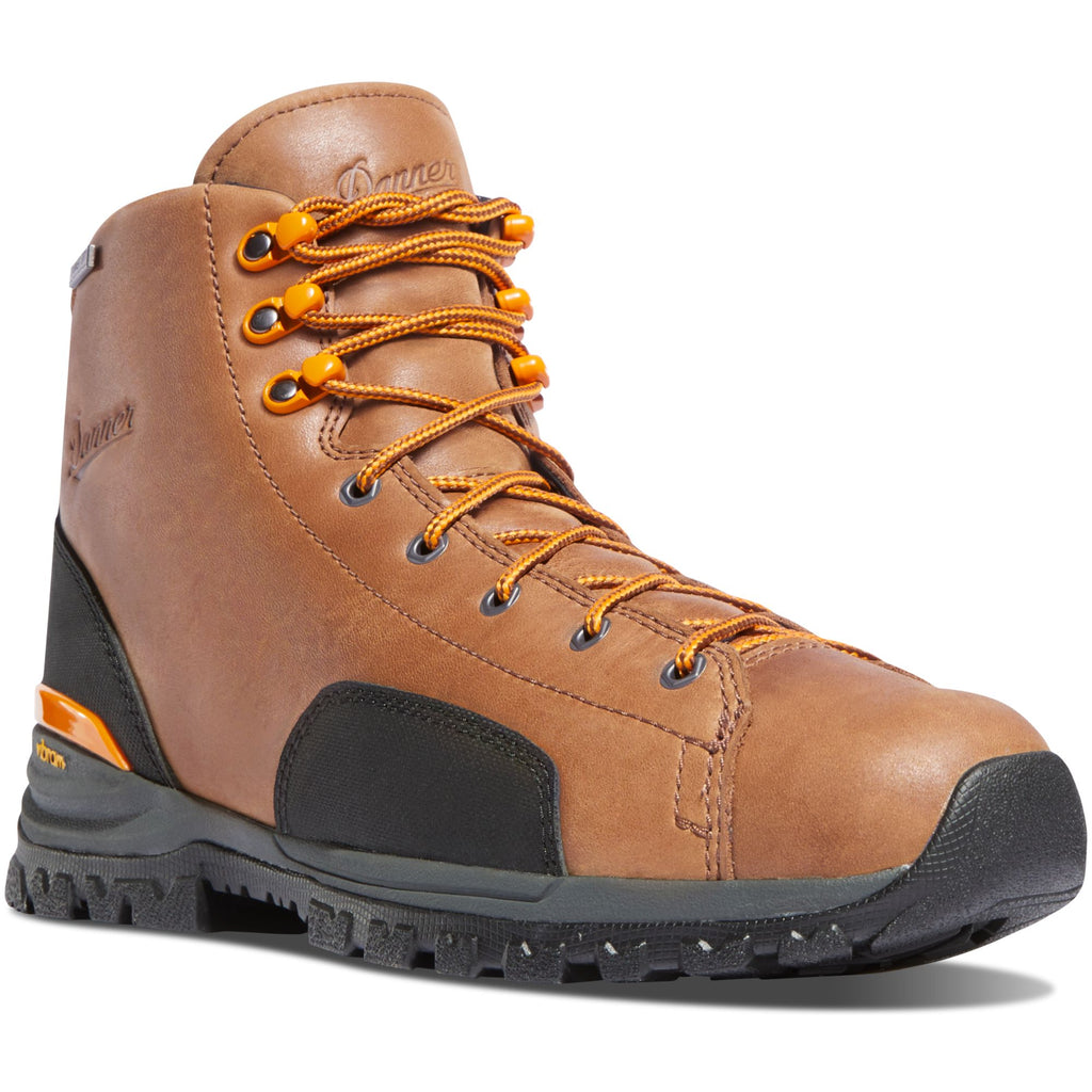 "Danner Stronghold 6"" Brown Composite Toe #16713"