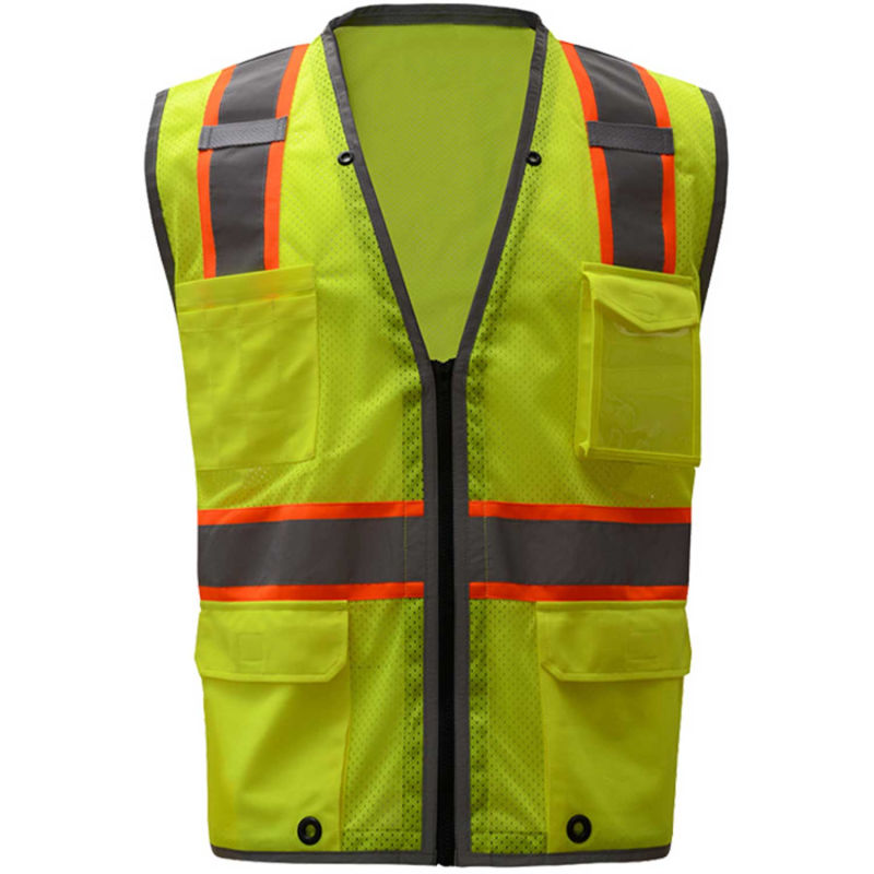 GSS Safety Class 2 Heavy Duty Safety Vest