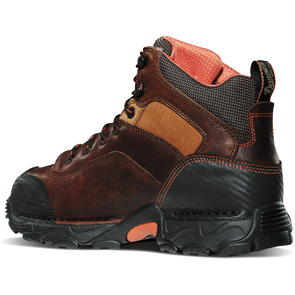 "Danner Corvallis 6"" Brown Composite Toe (NMT) 17602"