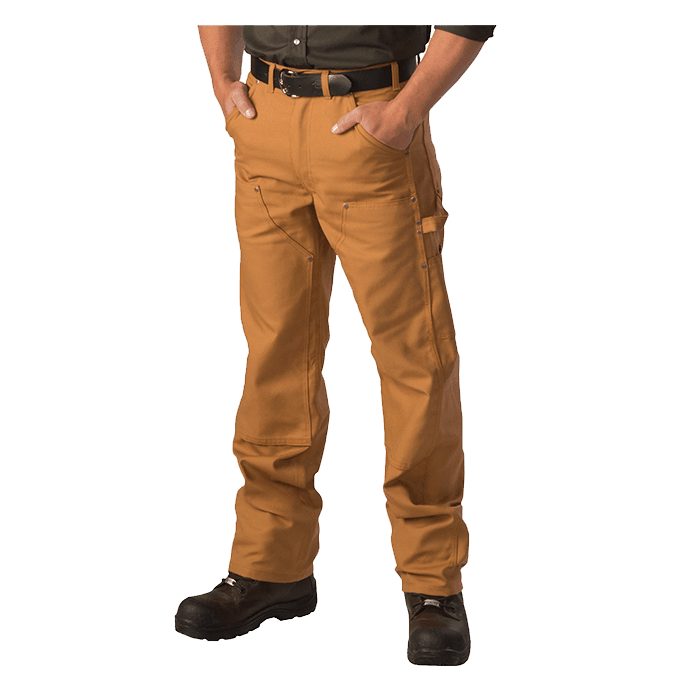 Big Bill Logger Duck Canvas Jeans With Double Reinforced Knee