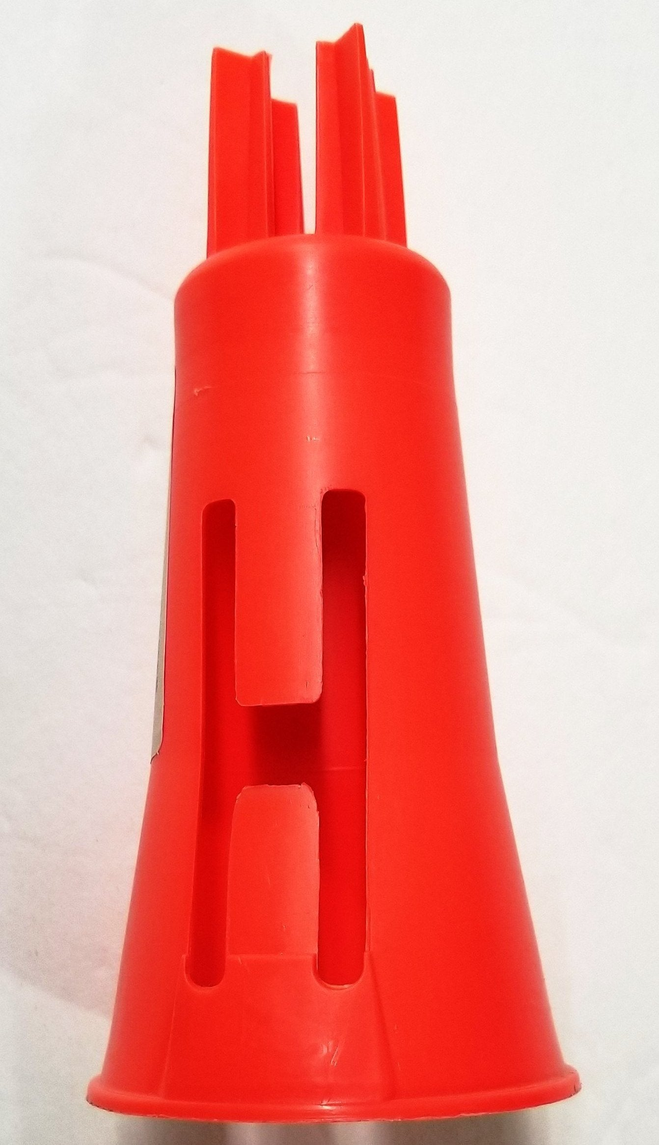 Traffic Cone Sign Holder Hard Hat Gear
