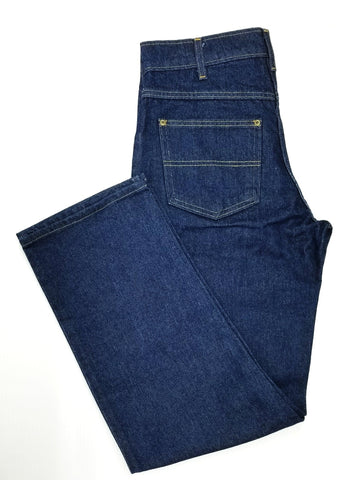 Prison Blues Heavy Duty Rinsed Basic Relaxed Fit Jeans #1031211