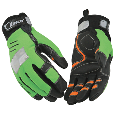 KincoPro™Hi-Viz Weather™ Gloves #2051HV