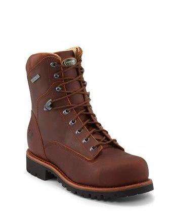 Chippewa Elementum 8 Comp Toe Lace Up #20556 *Discontinued*