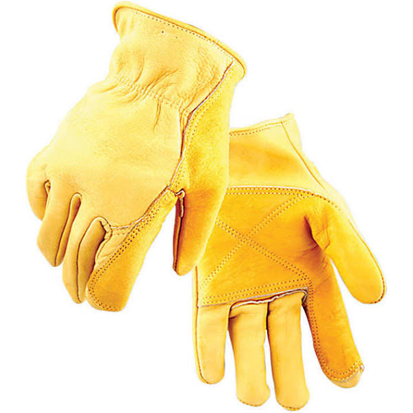 Golden Stag Double Palmed Cowhide Driver Glove #207
