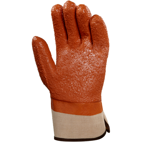 Ansell Winter Insulated Monkey Grip Vinyl Gloves 23 173