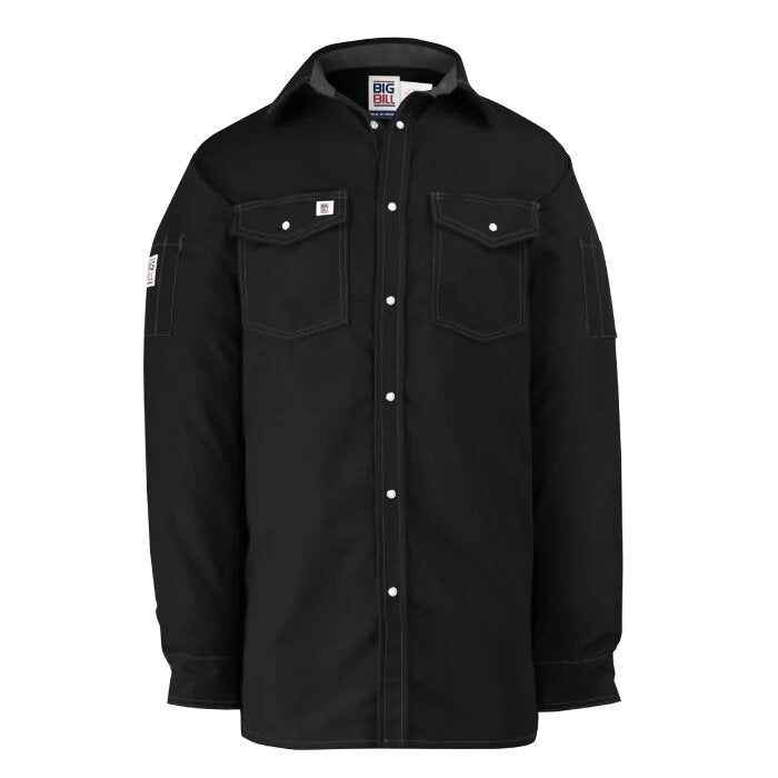 Big Bill 24/7 RIPSTOP WORK SHIRT WITH SNAPS #247RS