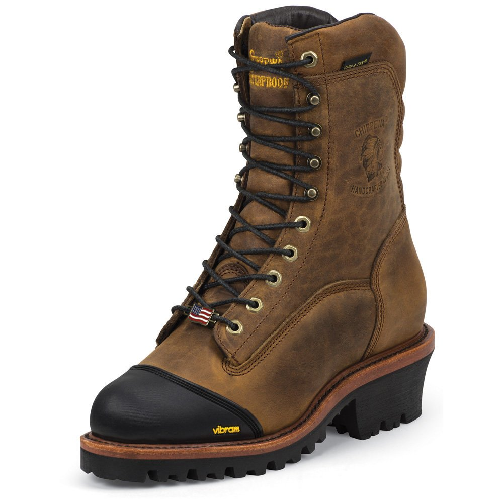 Chippewa Grimstad Insulated Waterproof Comp Toe Work boot #25388