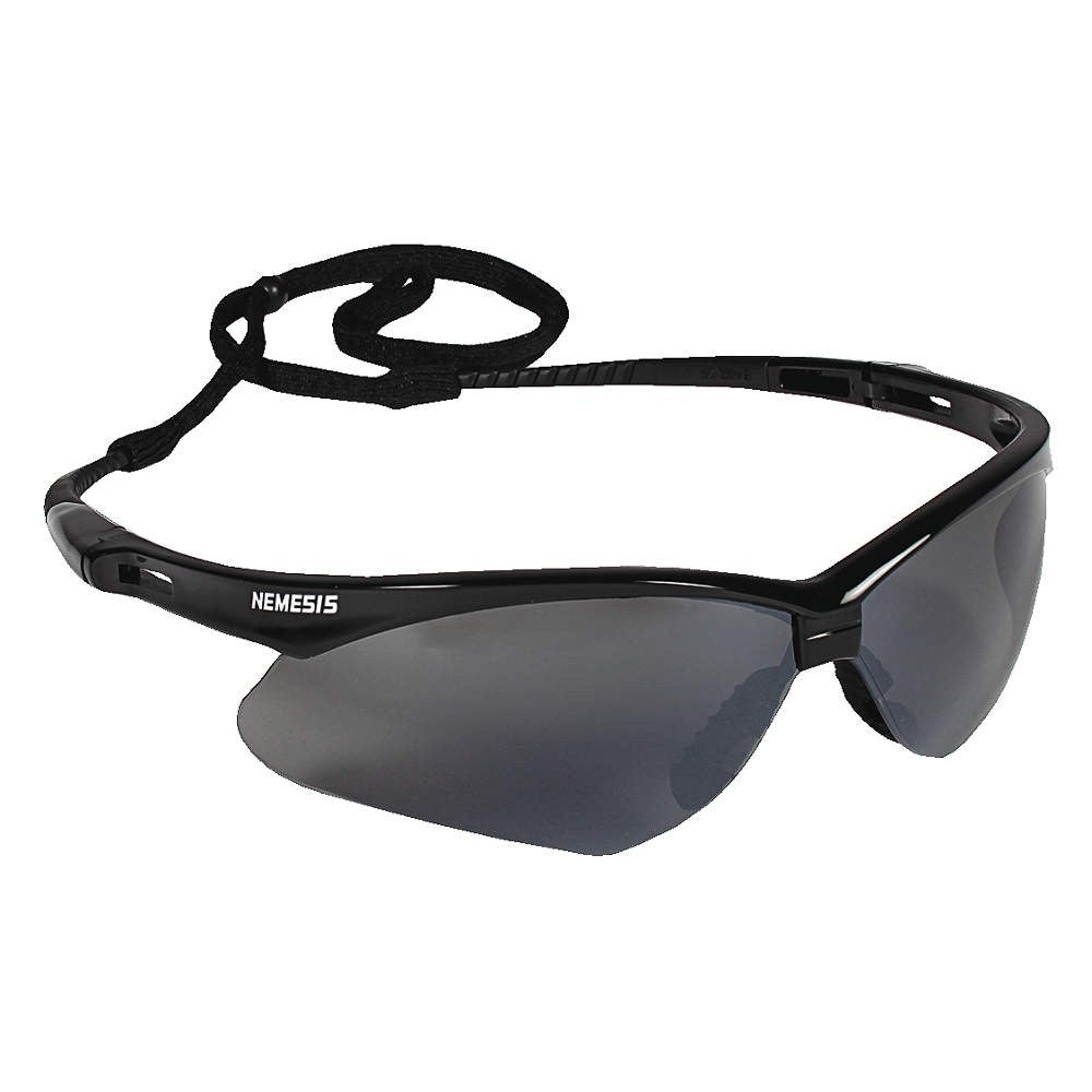 Nemesis Smoke Lens Safety Glasses #25688
