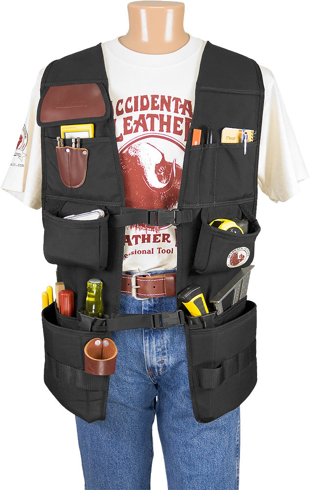 Occidental Leather Oxy Pro Work Vest #2575