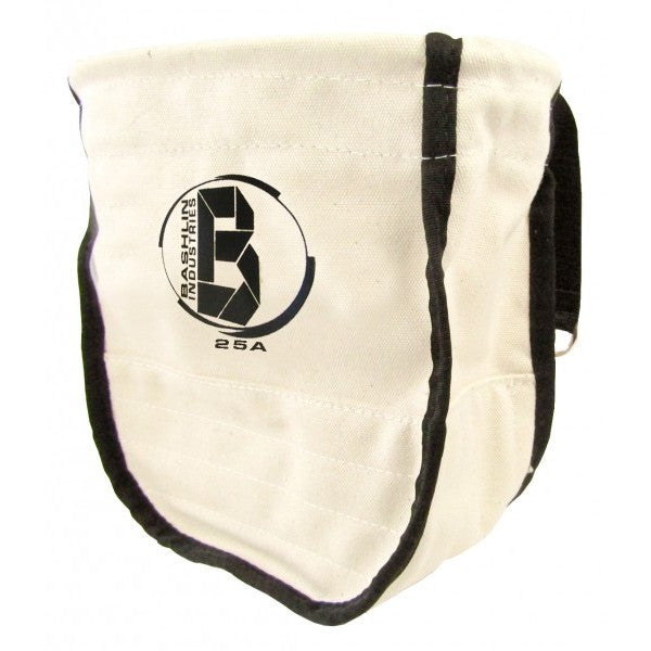 Bashlin 25A: Canvas Bag W/ Straps