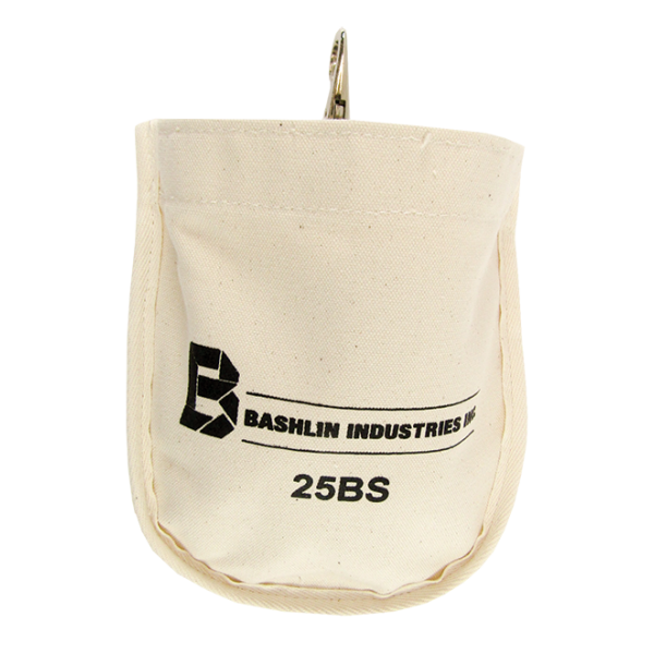 Bashlin Canvas Bolt and Nut Bag #25BS