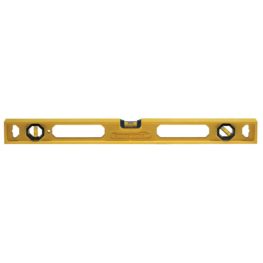 "24"" Polycast I-Beam Level #330-24"