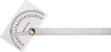 Stainless Steel Protractor #27912