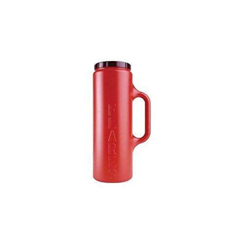 Red Safety Flare Container