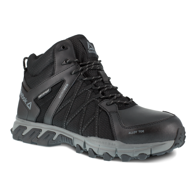 Reebok Works Trailgrip Alloy Toe Shoe #RB3401