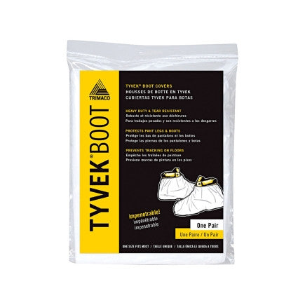 TRIMACO TYVEK BOOT BOOT COVERS