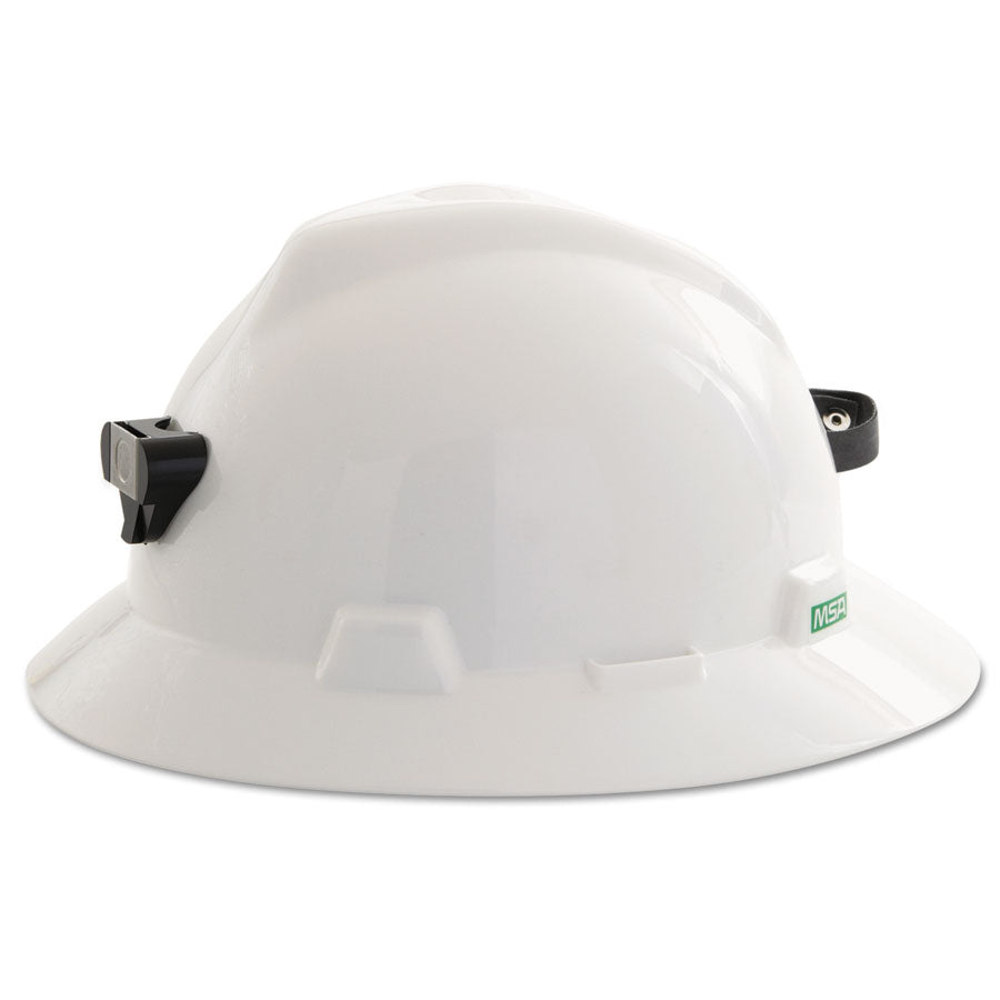 MSA Full Brim Miners Hard Hat #460069