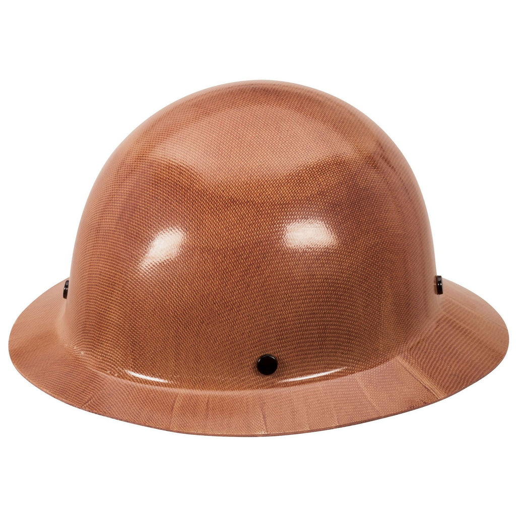 MSA SkullGuard Full Brim Hard Hat #475407