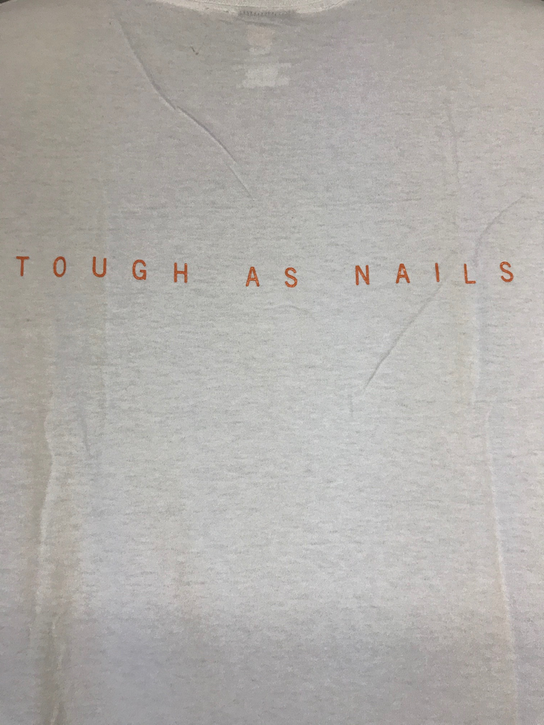 Prison Blues Tough As Nails T-Shirt