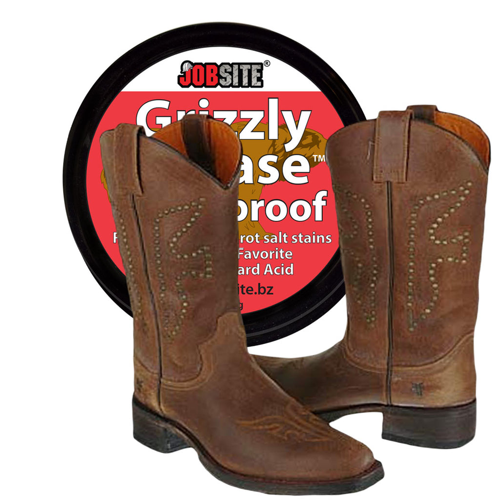 Jobsite 3OZ Grizzly Grease Waterproff Paste #54036