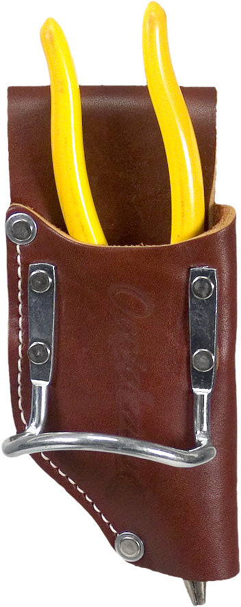 Occidental Leather 2-In-1 Leather Hammer Holder #5020