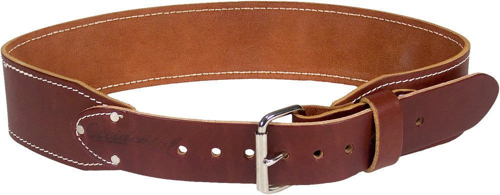 "Occidental Leather 3"" Leather Ranger Work Belt #5035"