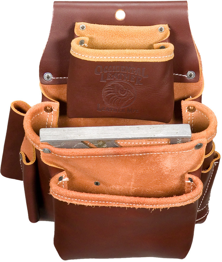 Occidental Leather 3 Pouch Pro Fastener Bag #5060LH