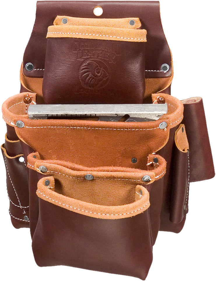 Occidental Leather 4 Pouch Pro Fastener Bag #5062
