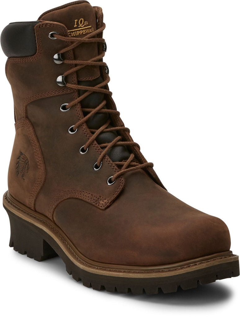 Chippewa Hador Safety-Toe Boot #55025