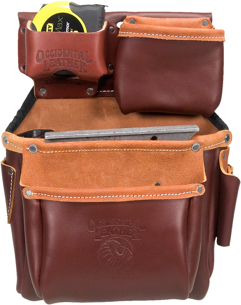 Occidental Leather Big Oxy Fastener Bag #5525