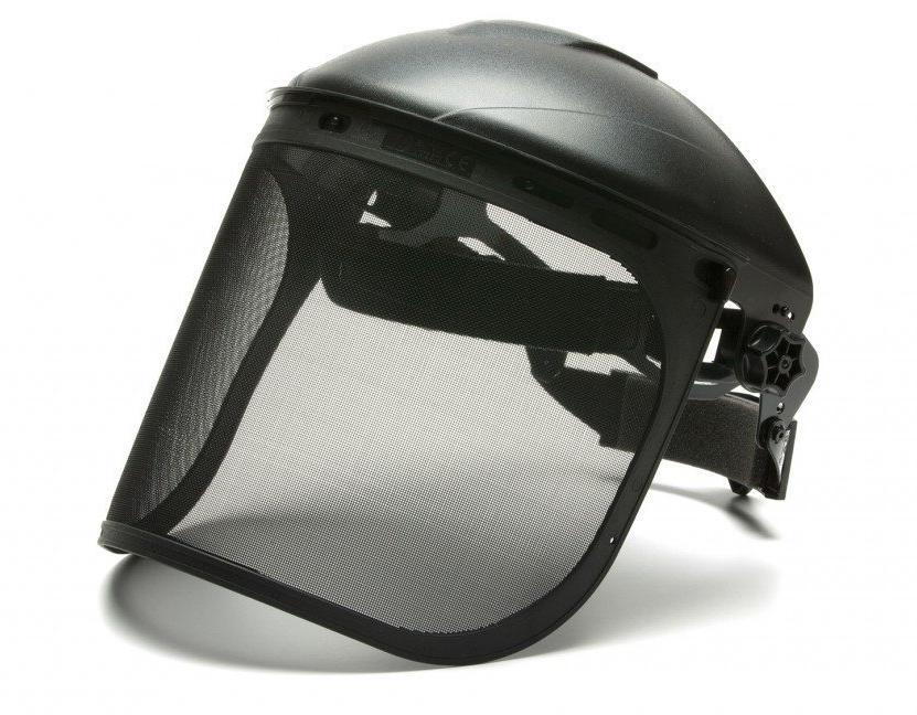 Pyramex Face Shield Kit With Mesh Screen #73136