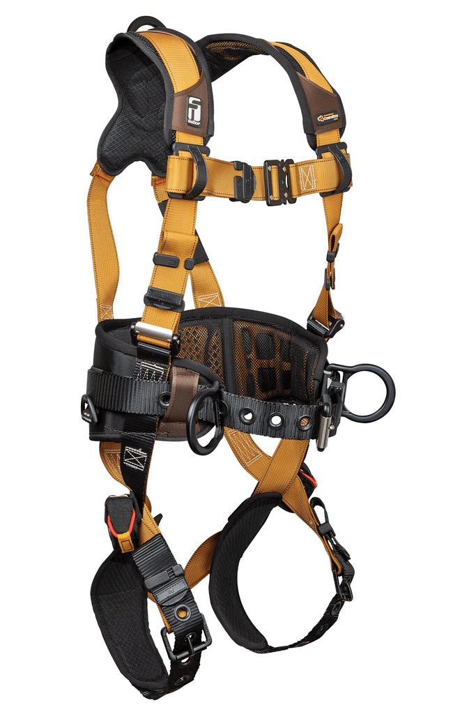 FallTech Comfortech Belted Construction Harness #7081B