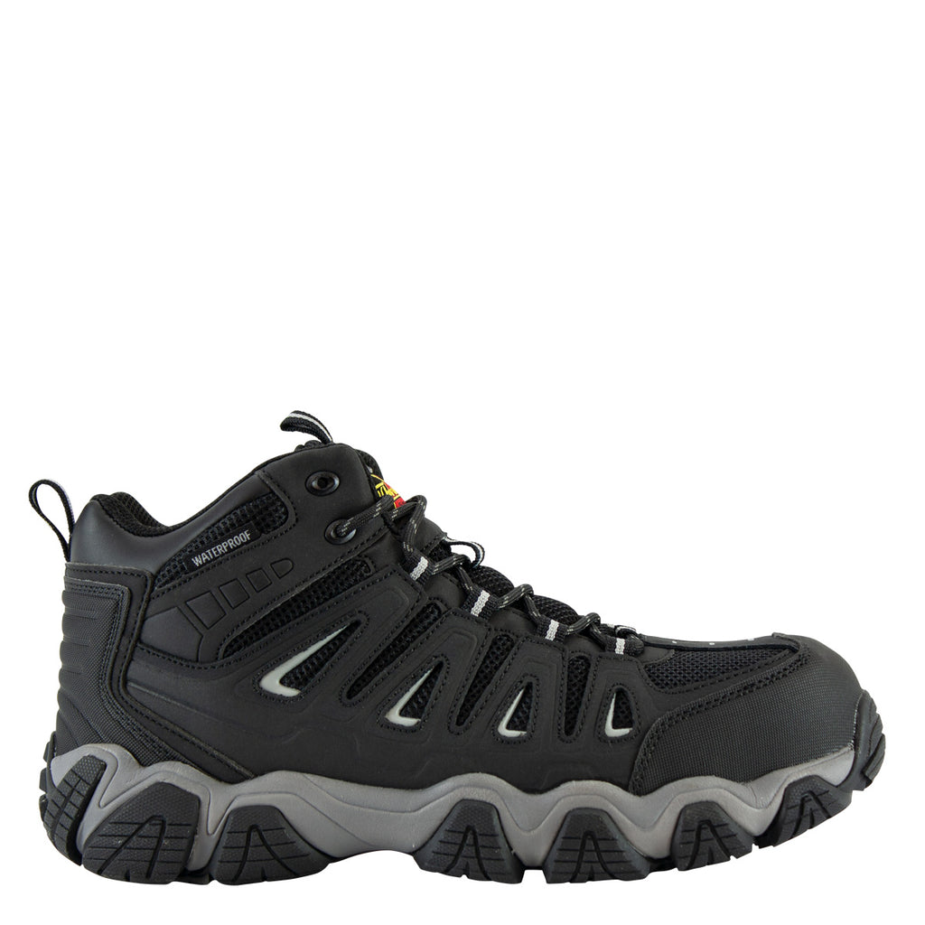 Thorogood Crosstrex Waterproof Mid Cut Safety Toe Hiker #804-6292