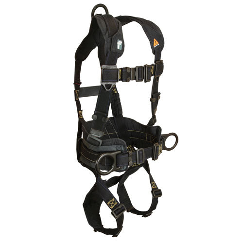 Falltech Arc Flash Nomex® 3D Construction Belted Full Body Harness 8073