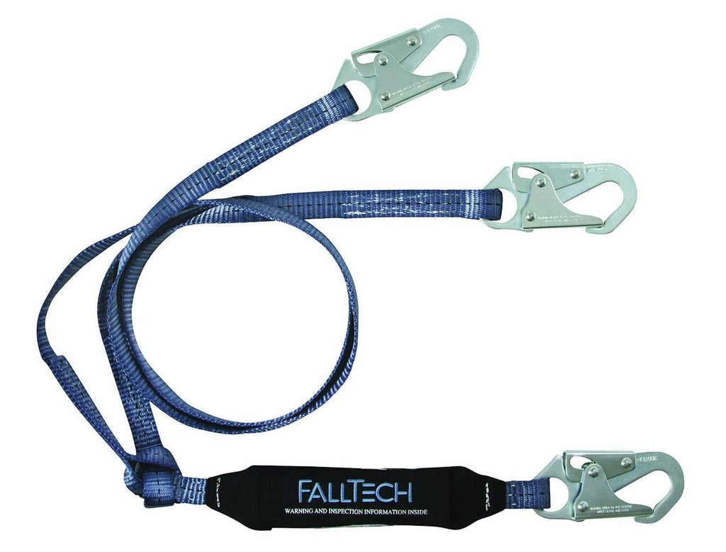 Falltech 82608 Y-Leg for 100% tie-off, 6' web