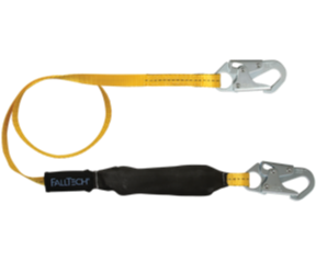 FallTech SoftPack 6' Double Shock Absorbing Lanyard(DISCONTINUED)