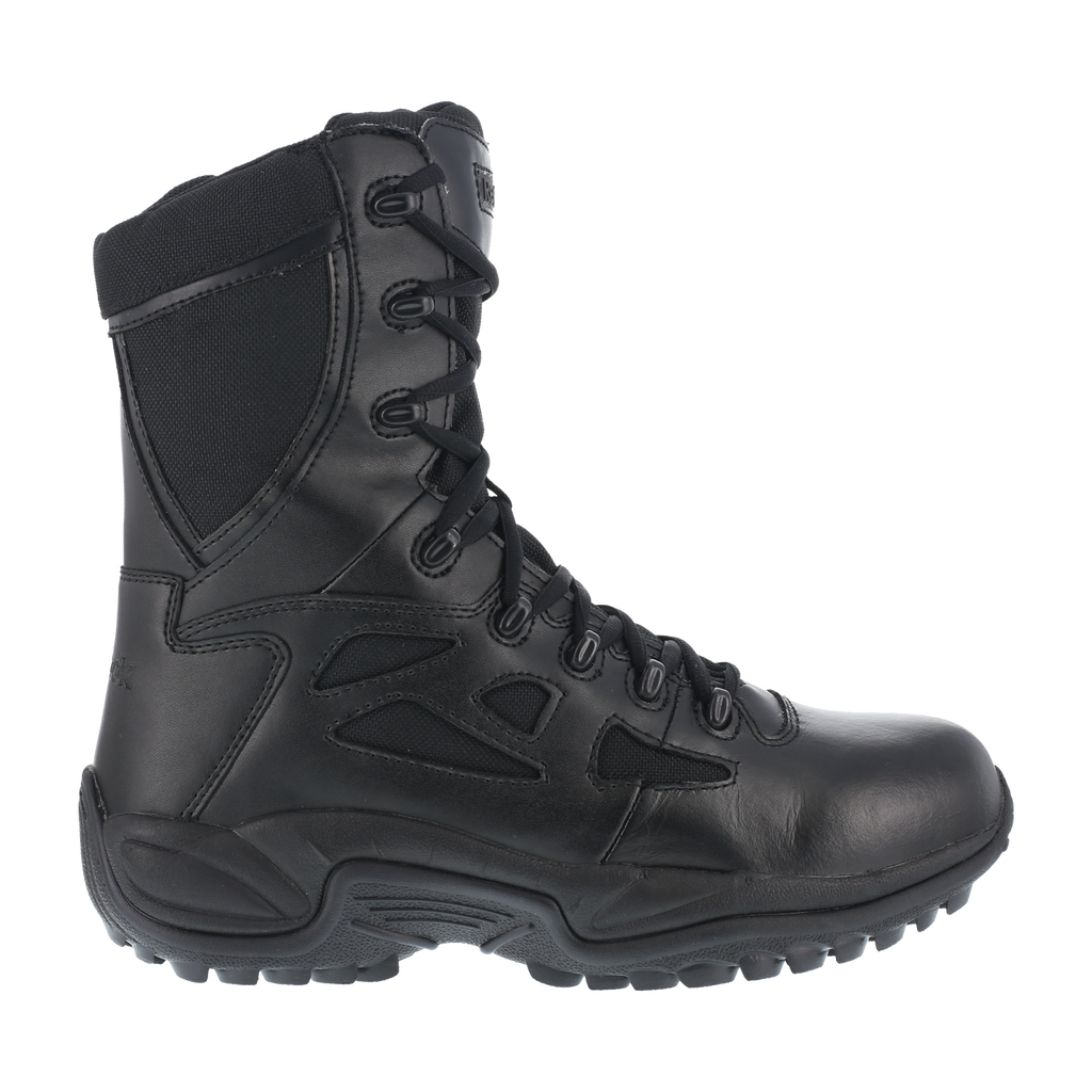 "Reebok Duty 8"" Rapid Response EH Comp Toe Tactical Boot #RB8874"