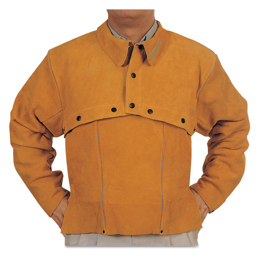 Best Welds Leather Cape And Sleeves #Q-2